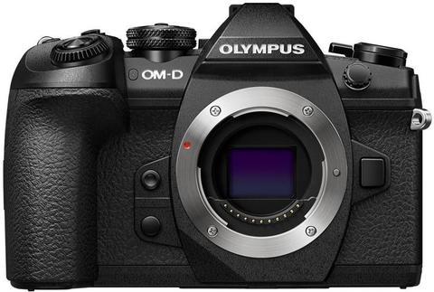 Цифровой беззеркальный фотоаппарат Olympus OM-D E-M1 Mark II Body