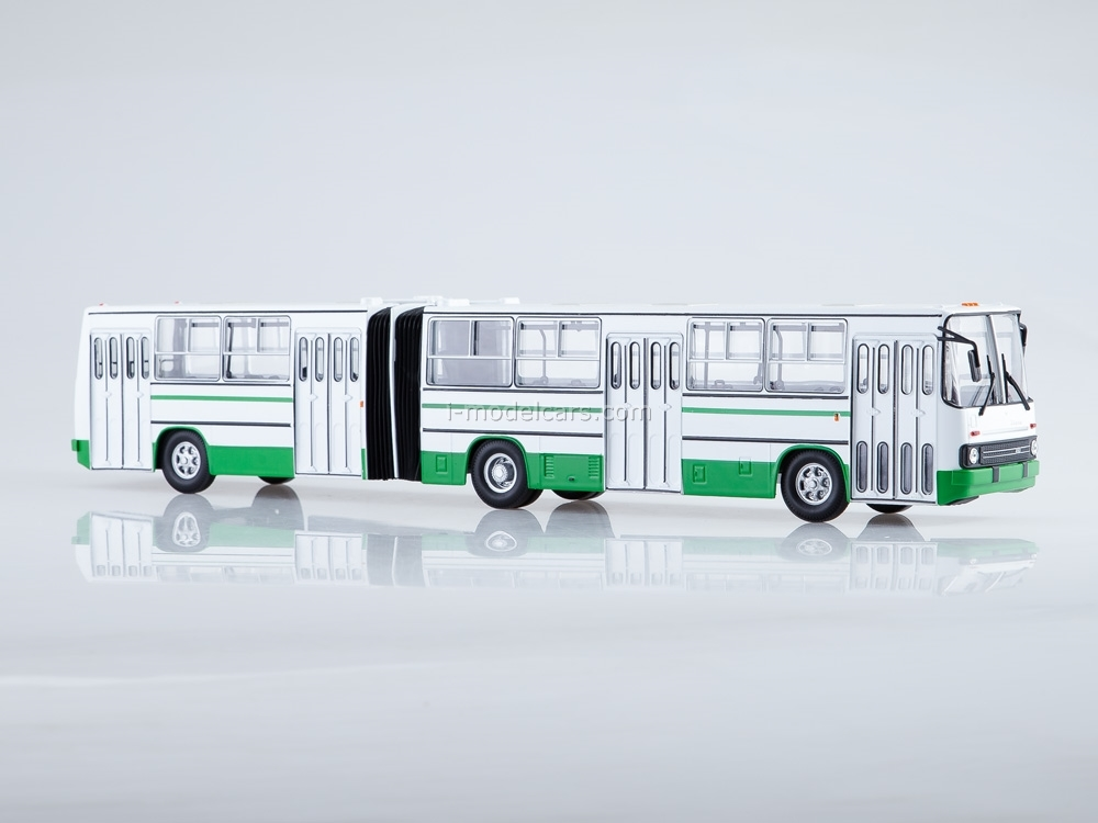 ikarus white green soviet bus 1 43 buy in online shop price order online. Black Bedroom Furniture Sets. Home Design Ideas