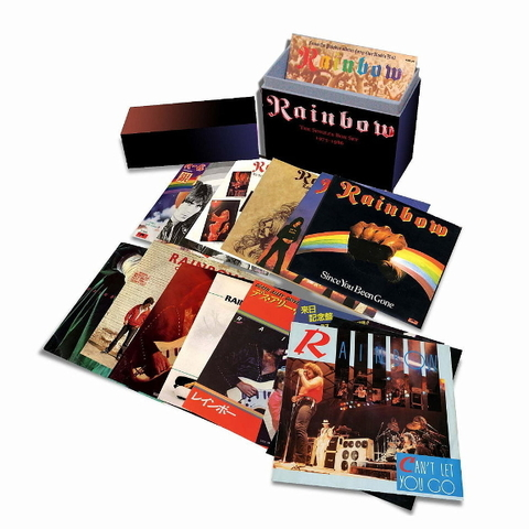 Rainbow / The Singles Box Set 1975-1986 (19CD)
