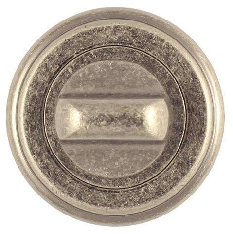 Фурнитура - Завёртка  Vantage BK03 AS, цвет состаренное серебро  (гарантия - 12 месяцев)