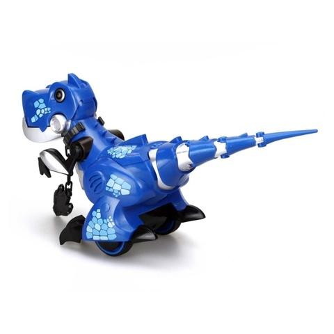 Робот приручи динозавра