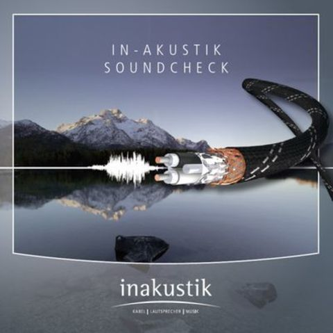 Inakustik CD, In-Akustic Soundcheck, 0160901