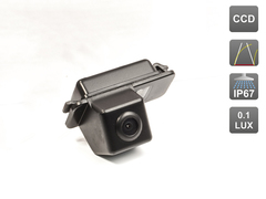 Камера заднего вида для Ford Focus II HATCHBACK Avis AVS326CPR (#016)