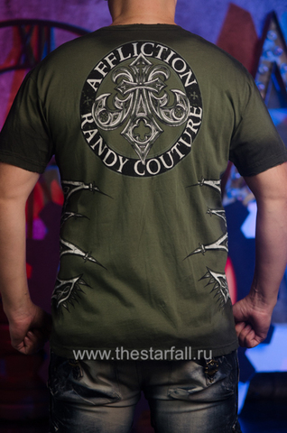 Футболка Randy Couture от Affliction