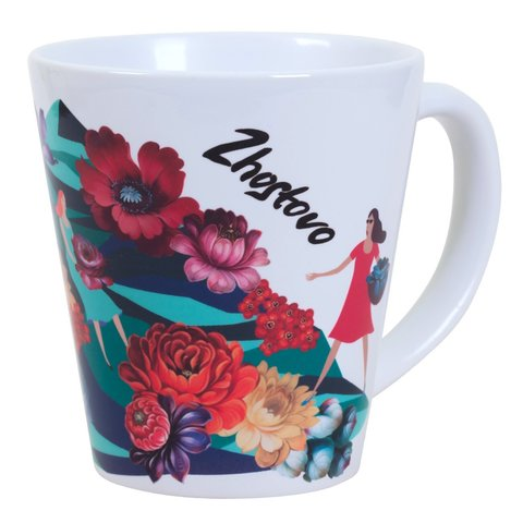 Mug with a picture D191218131