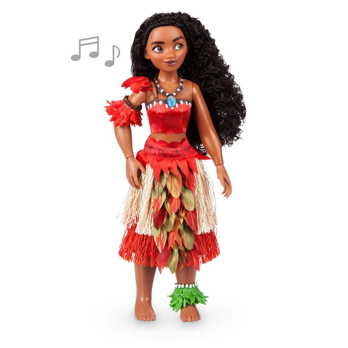 Музыкальная кукла Моана - Disney Classic