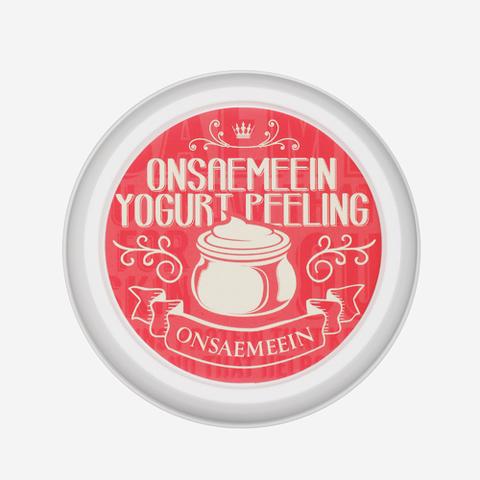 Очищающий гель ONSAEMEEIN Yogurt Peeling Gel 100ml