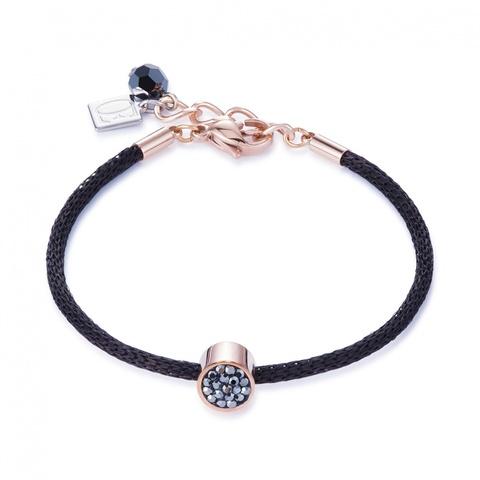 Браслет Coeur de Lion 0218/30-1223 цвет чёрный