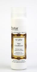 Увлажняющий кондиционер для всех типов волос с молоком ослицы Sostar 250 мл.