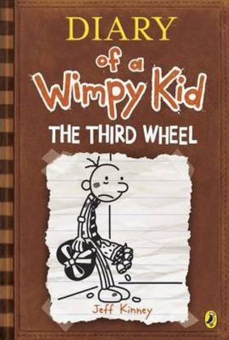 Diary of a Wimpy Kid 7: The Third Wheel