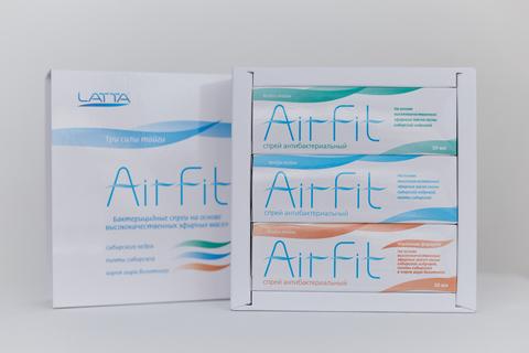 AirFit 3 шт * 20 мл набор