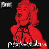 Madonna / Rebel Heart (Super Deluxe Edition)(2CD)