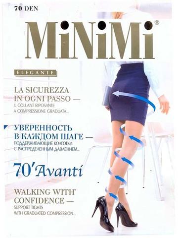 Колготки Avanti 70 Minimi