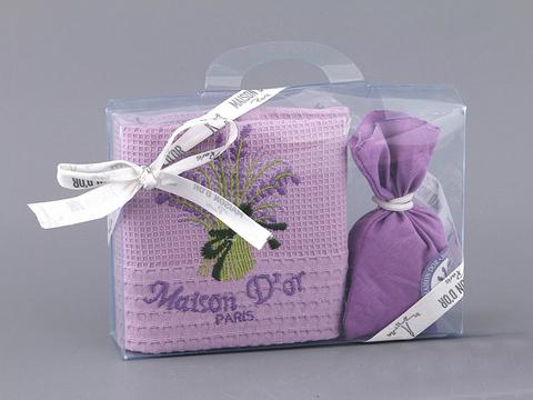 Набор Полотенце  в коробке  LAVANTA - ЛАВАНТА  50х70 Maison Dor  Турция