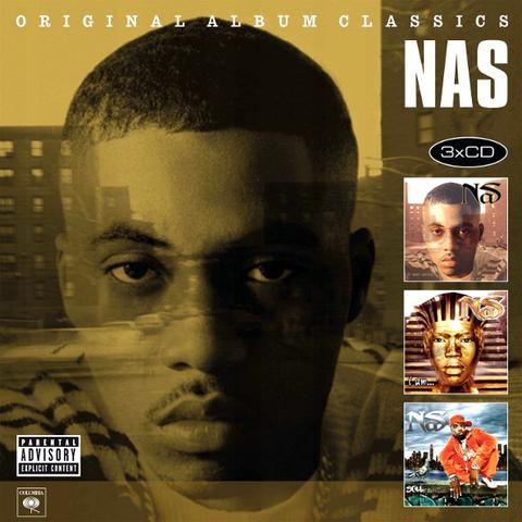 Nas / Original Album Classics (3CD)
