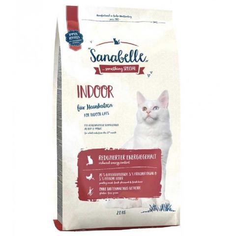 Sanabelle Indoor сухой корм для кошек 2 кг