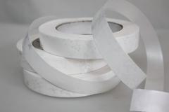 Лента простая Летний Белый (2 см.*50 м.)