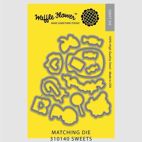 Набор ножей  для штампов Sweets - Waffle Flower Die Sweets
