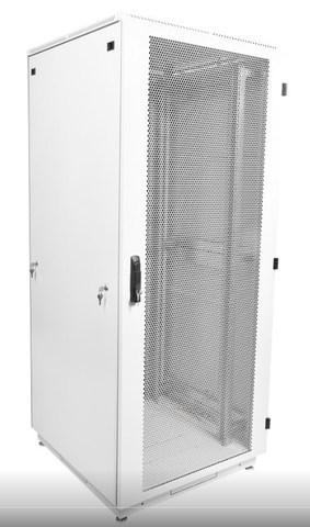 Шкаф телекоммуникационный напольный 33U (600 × 600) дверь перфорированная ЦМО ШТК-М-33.6.6-4ААА