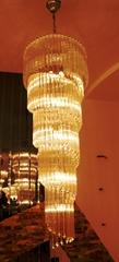 люстра хрустальная 10-22   ( Cristal palace )