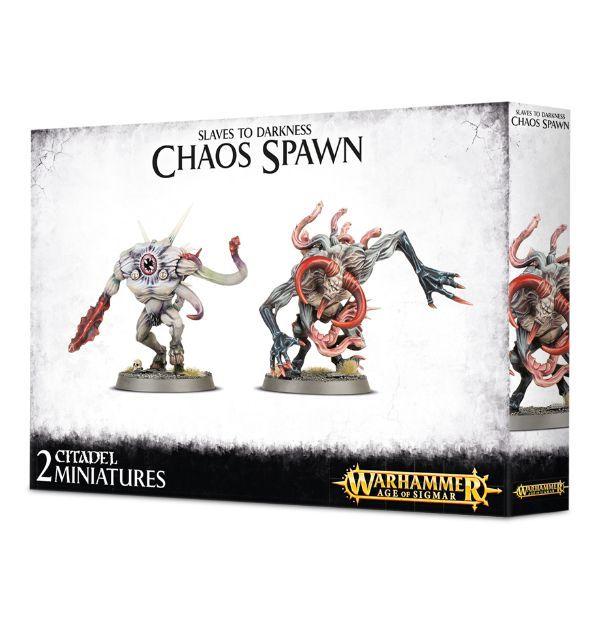 Chaos Spawn. Коробка