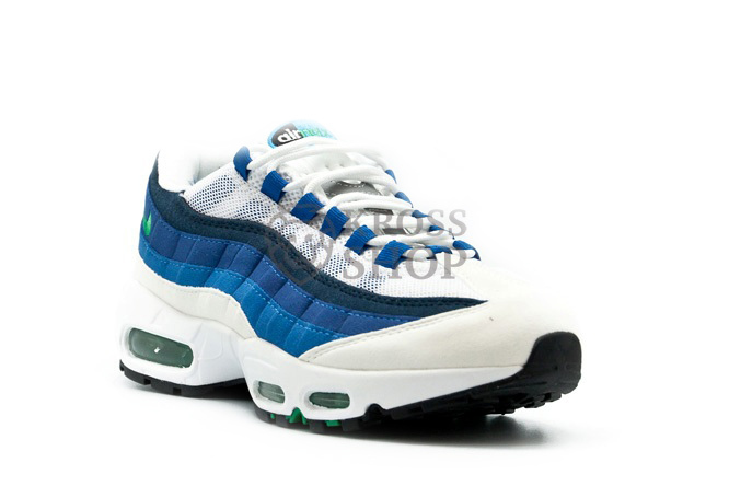 Nike Air Max 95 Women's White/Blue