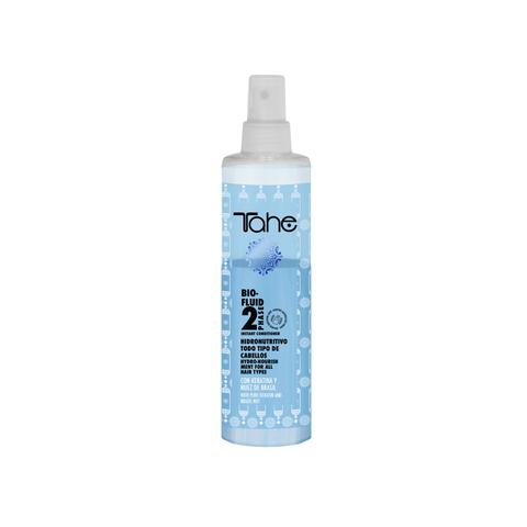 BIO-FLUID-INSTANT 2 PHASE CONDITIONER FOR ALL HAIR TYPES Двухфазный увлажняющий кондиционер мгновенного действия для всех типов волос 300 мл