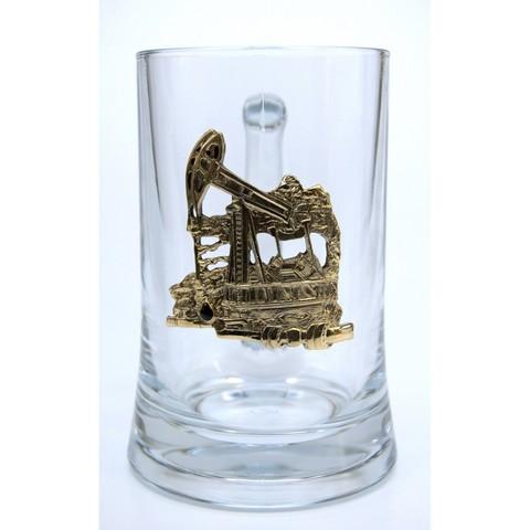 Пивная кружка «Нефть»
