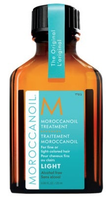 MOROCCANOIL Treatment Light восстанавливающее масло 25 мл