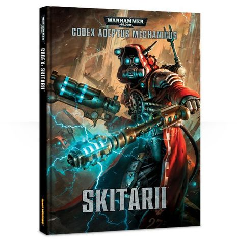 Codex: Skitarii. Кодекс