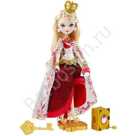 Кукла Ever After High Эппл Вайт (Apple White) - День Наследия