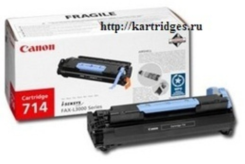 Картридж Canon Cartridge 714 / 1153B002