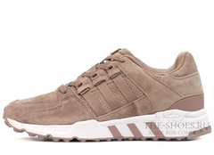 Кроссовки Мужские ADIDAS Equipment Running Support 93 Beige Suede White