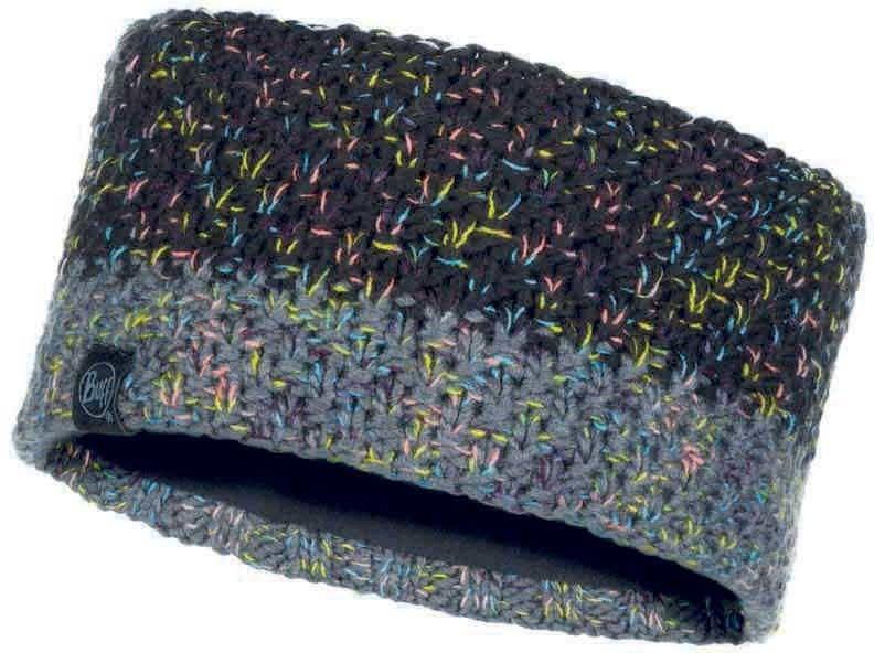 Повязка вязаная Buff Headband Knitted Janna Black
