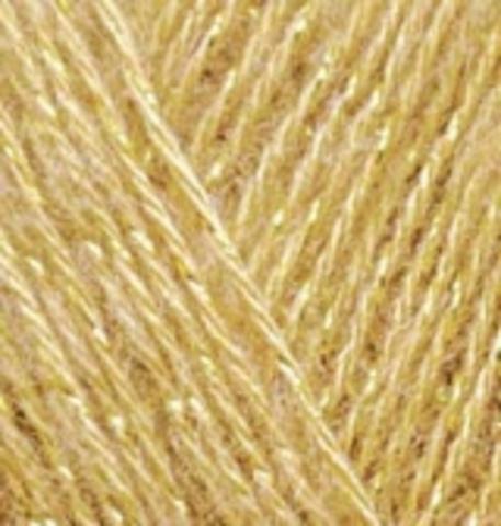 Alize Angora Gold SIMLI цвет 02 Шафран - купить в