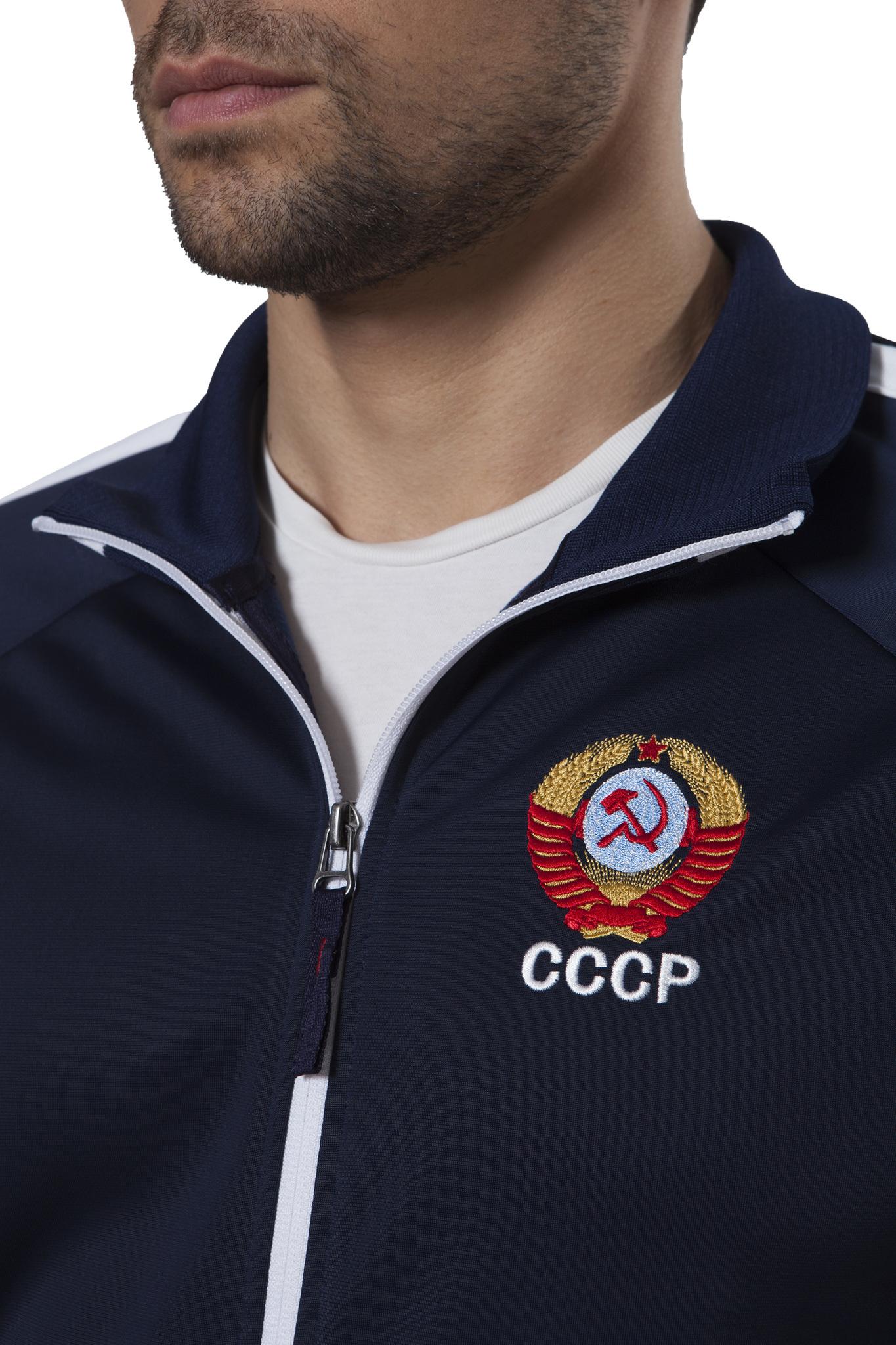 Спортивный костюм мужской СССР -AS-890