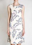 <p>Платье из хлопка</p> LES COPAINS