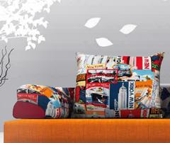 Подушка диванная квадратная Найс