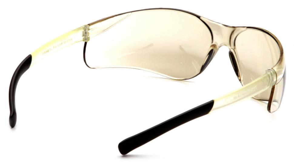 Очки баллистические стрелковые Pyramex Mini Ztek S2580SN зеркальные 50%