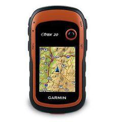 Туристический GPS-навигатор Garmin eTrex 20 010-00970-10
