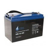 Аккумулятор Парус Электро HM-12-100  ( 12V 100Ah / 12В 100Ач ) - фотография