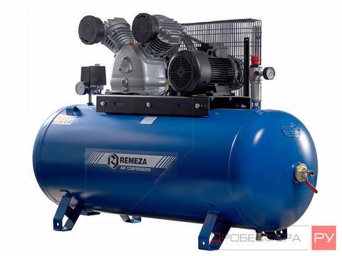 Поршневой компрессор REMEZA СБ4/Ф-270.LB50-5.5