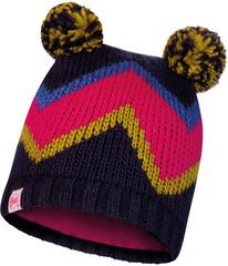 Шапка вязаная с флисом Buff Hat Knitted Polar Arild DeepBlue