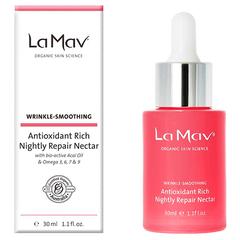 Восстанавливающий ночной нектар с антиоксидантами, La Mav