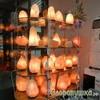 Солевая (соляная) лампа Скала 5-7 кг открытая витрина