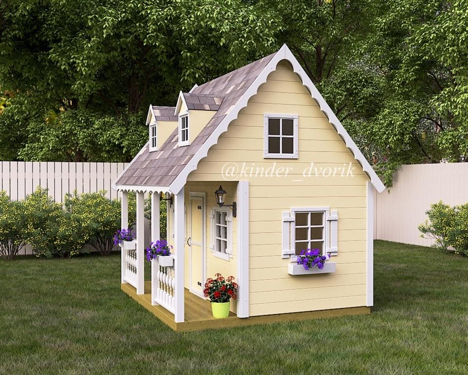 домик из фанеры купить