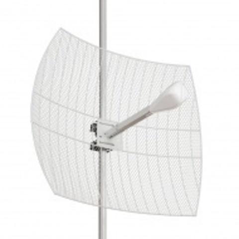 Антенный комплект c Крокс KNA27-1700/2700 MIMO с кабельными сборками и пигтейлами для модемов
