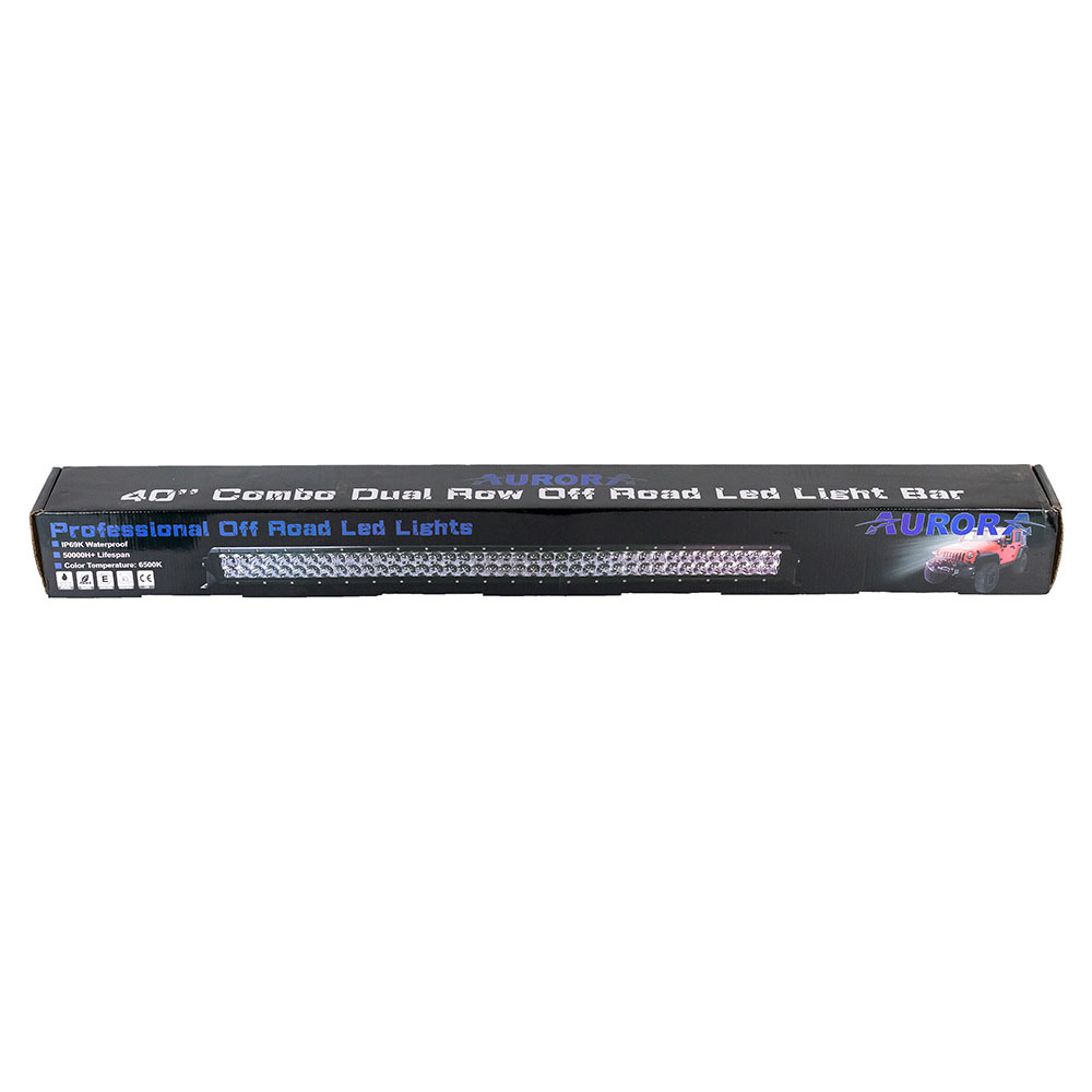 Фара Aurora 40 комбинированного белого света ALO-D5D-40 ALO-D5D-40
