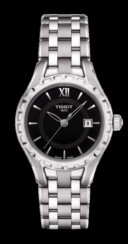 dbf8f68b6348 Женские часы Tissot T-Lady T072.010.11.058.00- купить по цене ...