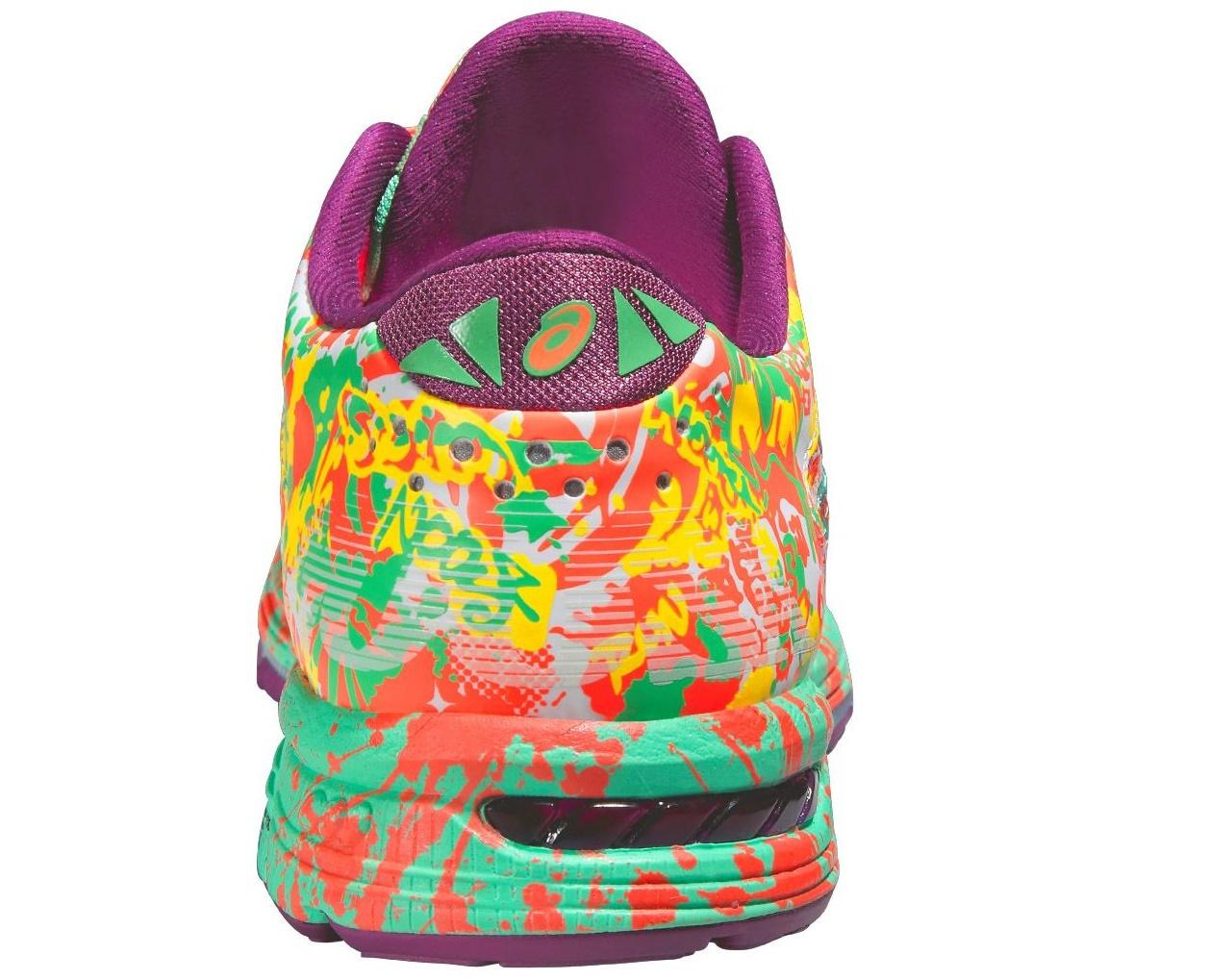 Женские беговые кроссовки Asics Gel-Noosa Tri 11 (T676N 0687) фото пятка